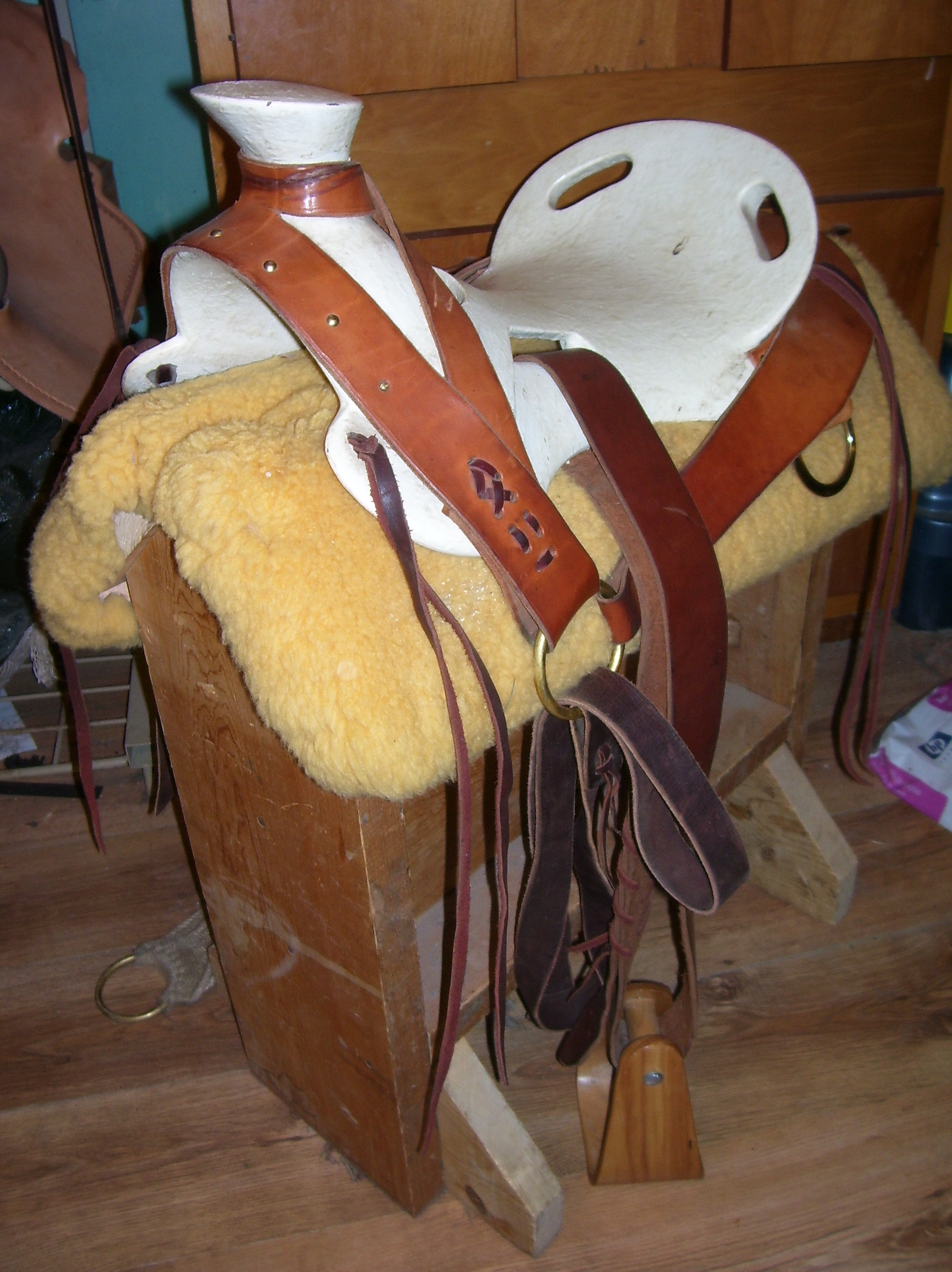 Saddles And Leather Work Dennisranch S Weblog